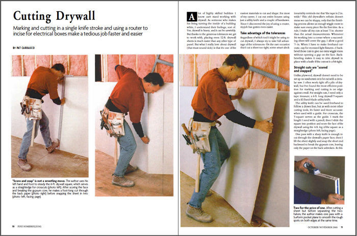 Cutting Drywall PDF Thumbnail