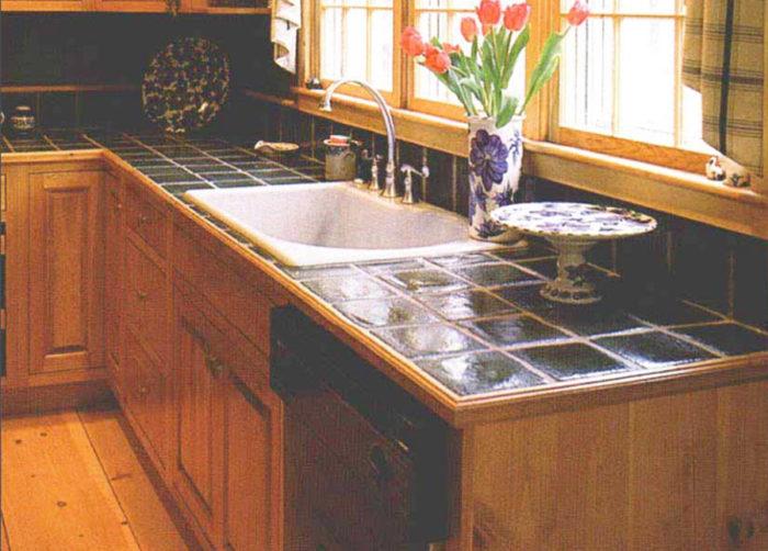 Choosing Kitchen Countertops - Fine Homebuilding