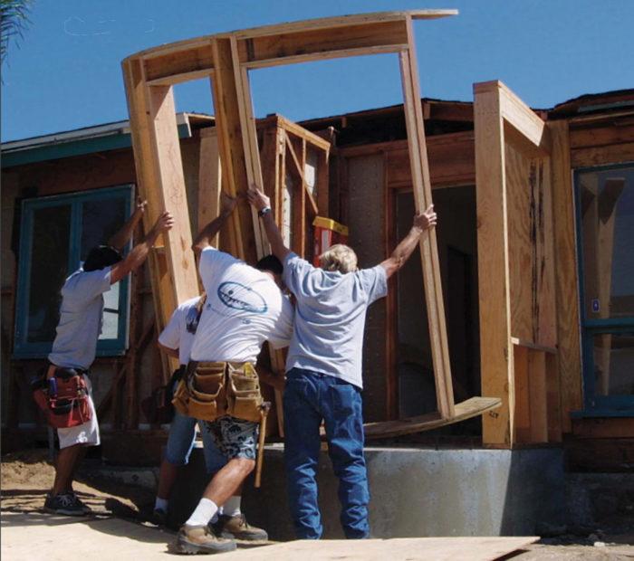 Framing Curved Walls Fine Homebuilding
