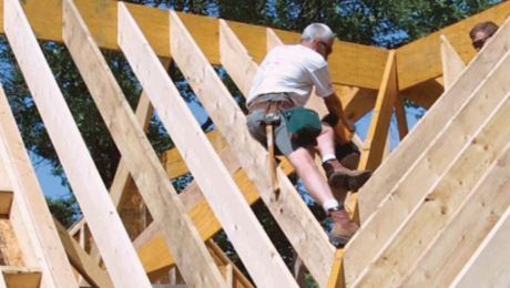 Framing a Roof Valley