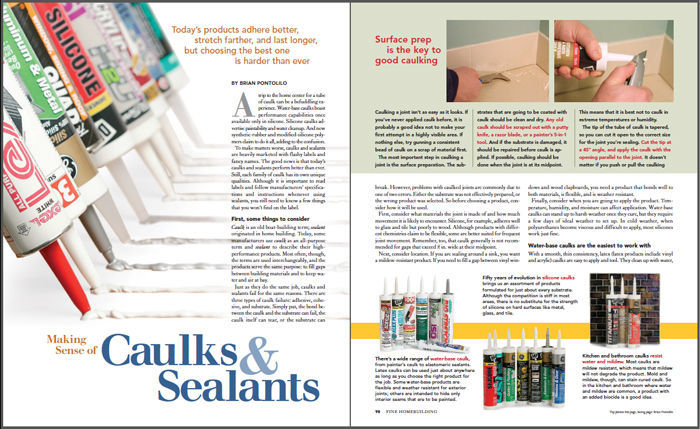 Calks & Sealants PDF Thumbnail