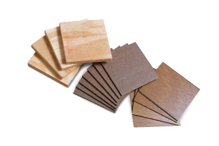 Different shims for split jambs