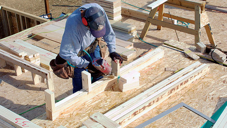 Setting the Stage for Wall Framing
