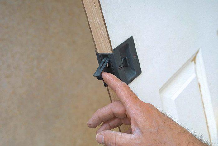 Mortised Door Hardware
