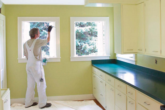 The Challenges of Painting Kitchens and Baths - Fine