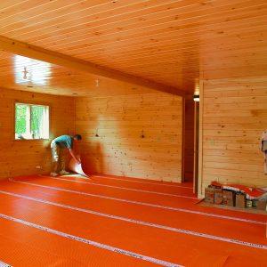 tile floor membrane