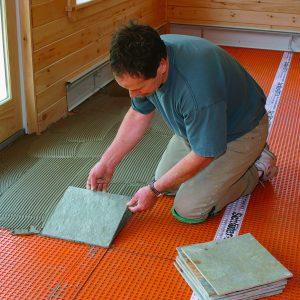 big floor tile
