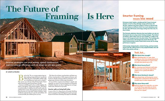 The future of framing is here
