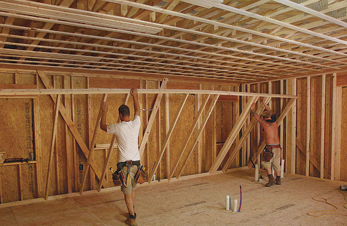 Framing Walls With 8 Ft Studs Fine Homebuilding