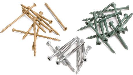deck fastener screws