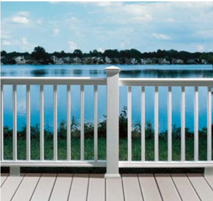 Deck Railings Grow Up - Fine Homebuilding