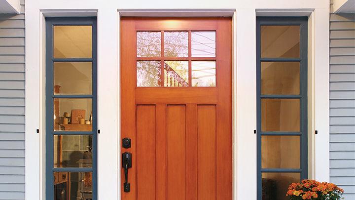 Finishing an Exterior Wood Door - Fine Homebuilding