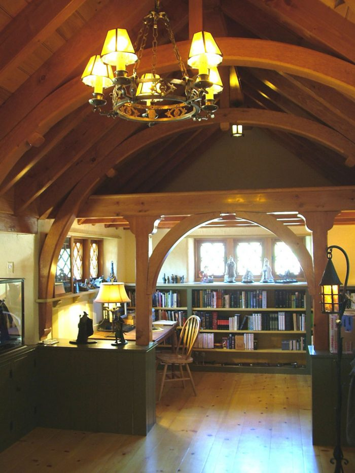 hobbit house library