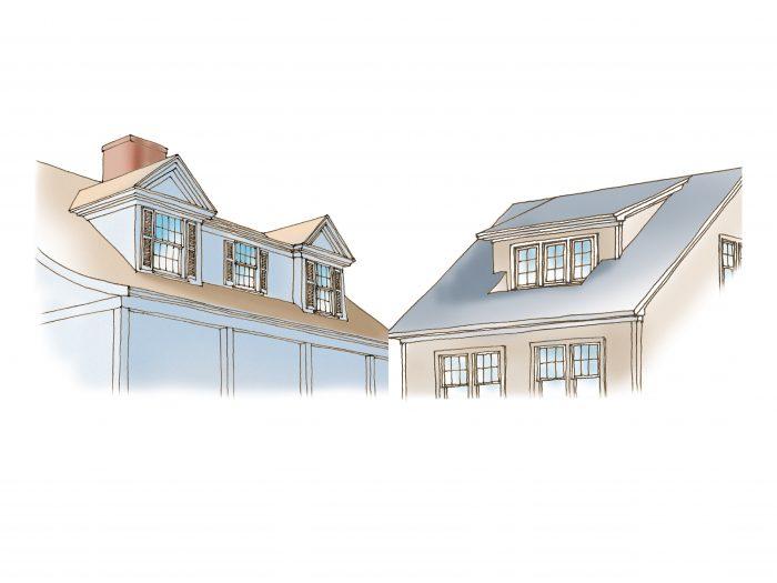 Designing shed dormers - Fine Homebuilding on dog house design plans, home dog house designs, dog house styles, dog house plans for large dogs, dog house dreamhouse, dog house roof designs,