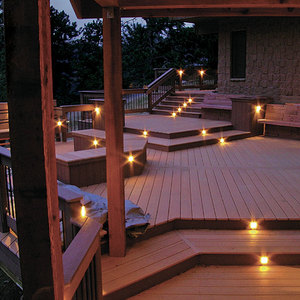 Accent Lighting for Your Deck