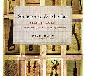 Sheetrock & Shellac book