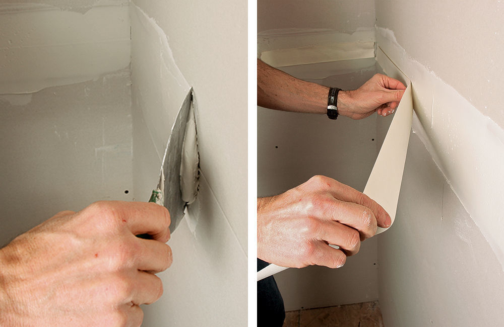 Drywall: Finishing an Inside Corner - Fine Homebuilding