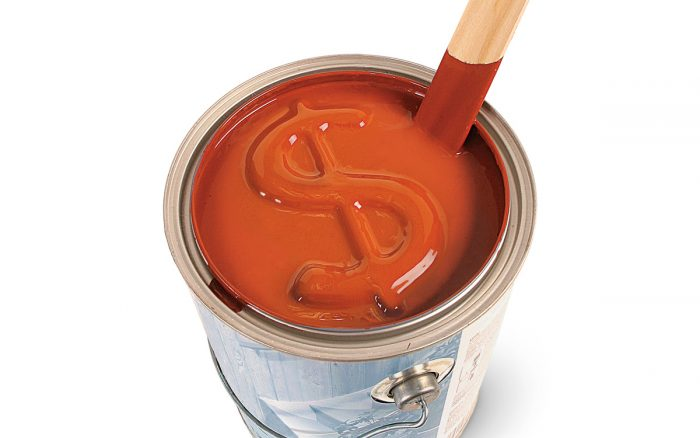 Why Pay More For Paint Fine Homebuilding