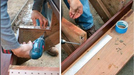 Durable Deck Stair Basics
