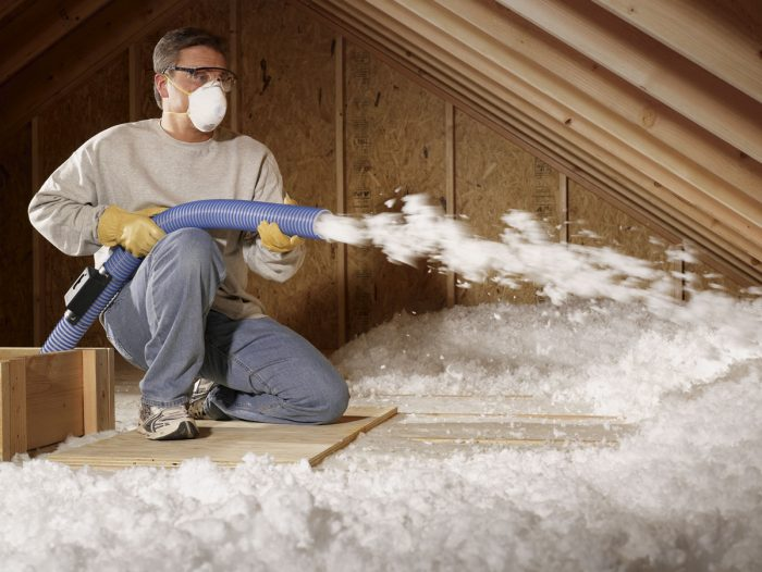 Why I Don't Use Cellulose or Blue-Jean Insulation - Fine Homebuilding