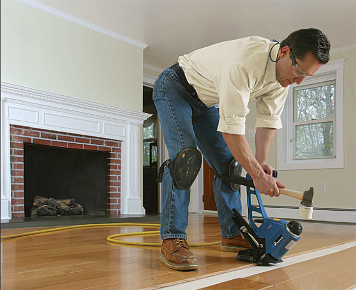 Save Time With A Prefinished Wood Floor Fine Homebuilding