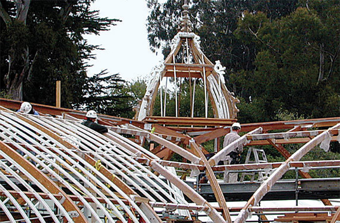 Three Ways To Lay Out An Elliptical Curve Fine Homebuilding