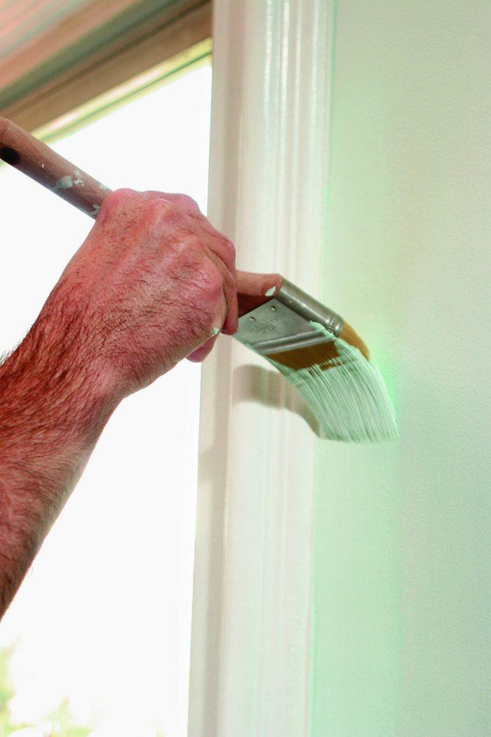 Cutting In Trim And Corners Fine Homebuilding