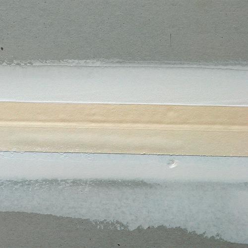 Gypsum-board finish level 1