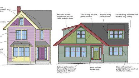 examples of window styles