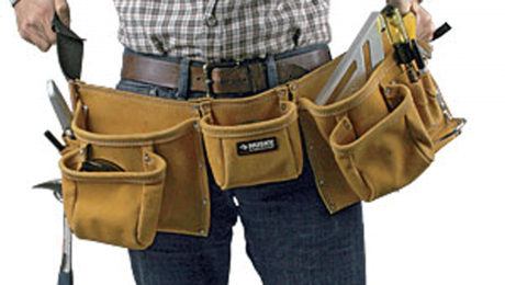 Outfitting a Tool Belt