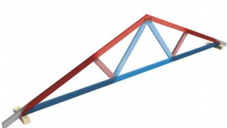 roof truss cover image