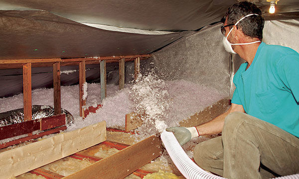 Spend more on insulation