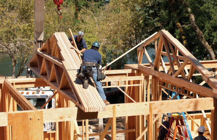 Framing Tricky Truss Roofs Fine Homebuilding