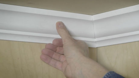 crown molding design ideas and tips fine homebuilding rh finehomebuilding com crown molding ideas for living room crown molding styles lowes