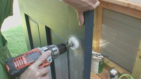 install door knob