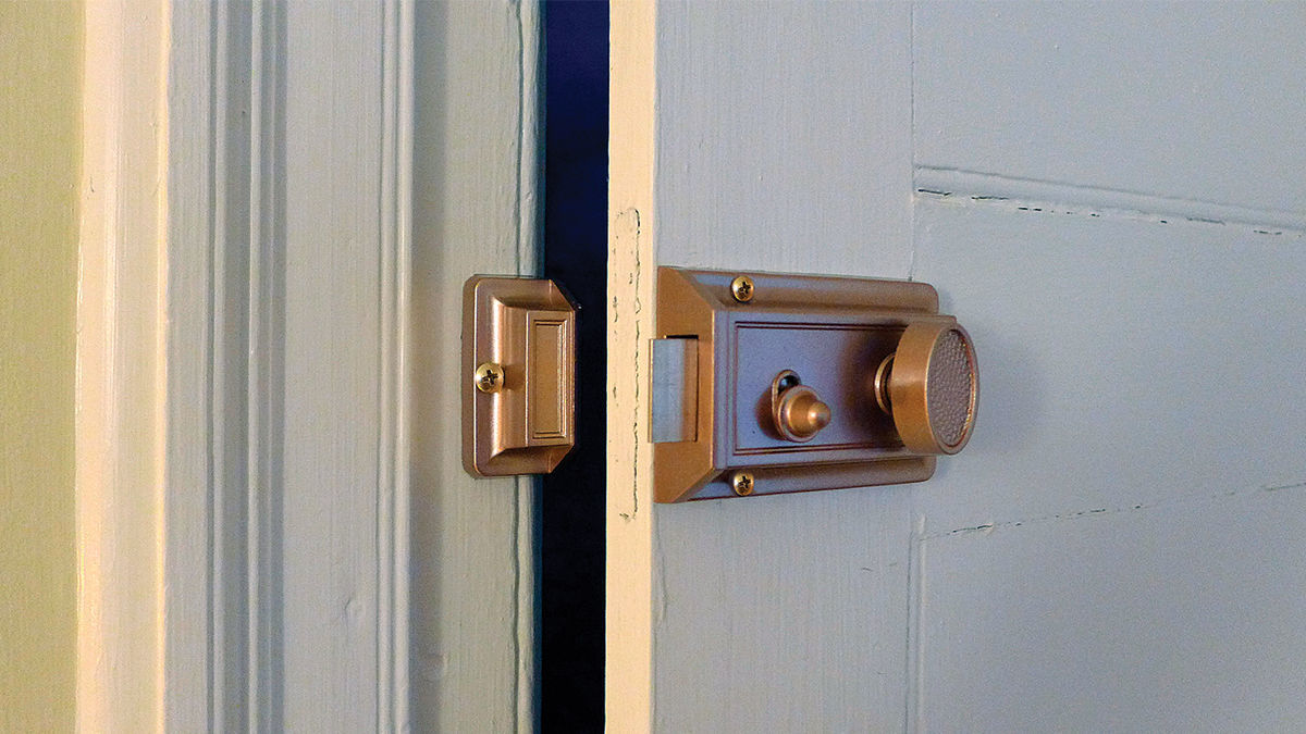 Home Security: Dead Bolts vs. Rim Locks - Fine Homebuilding