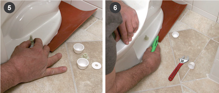 How to Install a New Toilet - Fine Homebuilding
