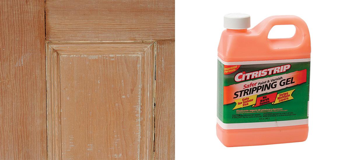 Citristrip Safer Paint & Varnish Stripping Gel