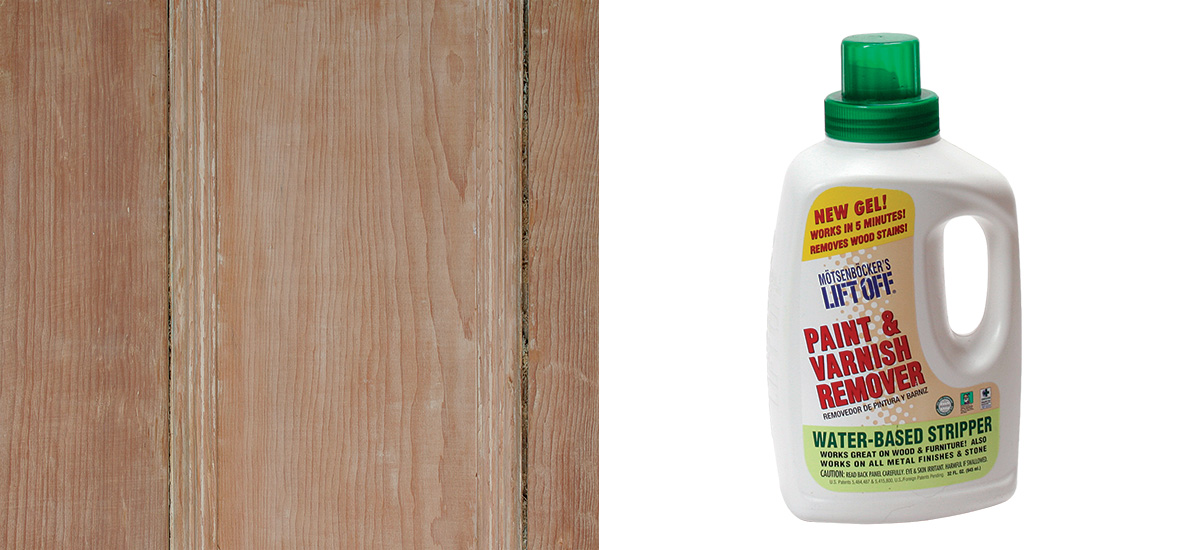 Mötsenböcker's Lift Off Paint & Varnish Remover