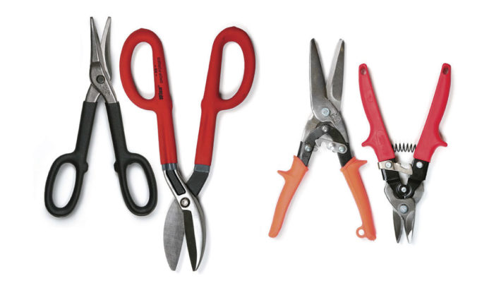 What S The Difference Tinners And Aviation Snips Fine Homebuilding