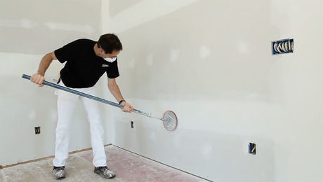 Install and Finish Drywall