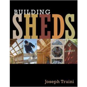Building Sheds by Joseph Truini