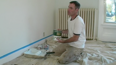 Priming Walls for Paint