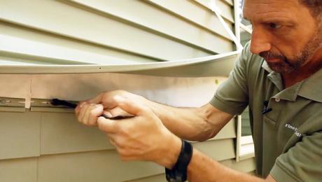 Repairing Damaged Siding Series Clapboard Quick Fix