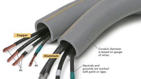 main electrical cords