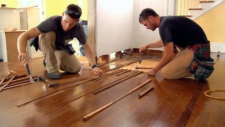 Project House Video Series: Wood-Floor Repair - Fine