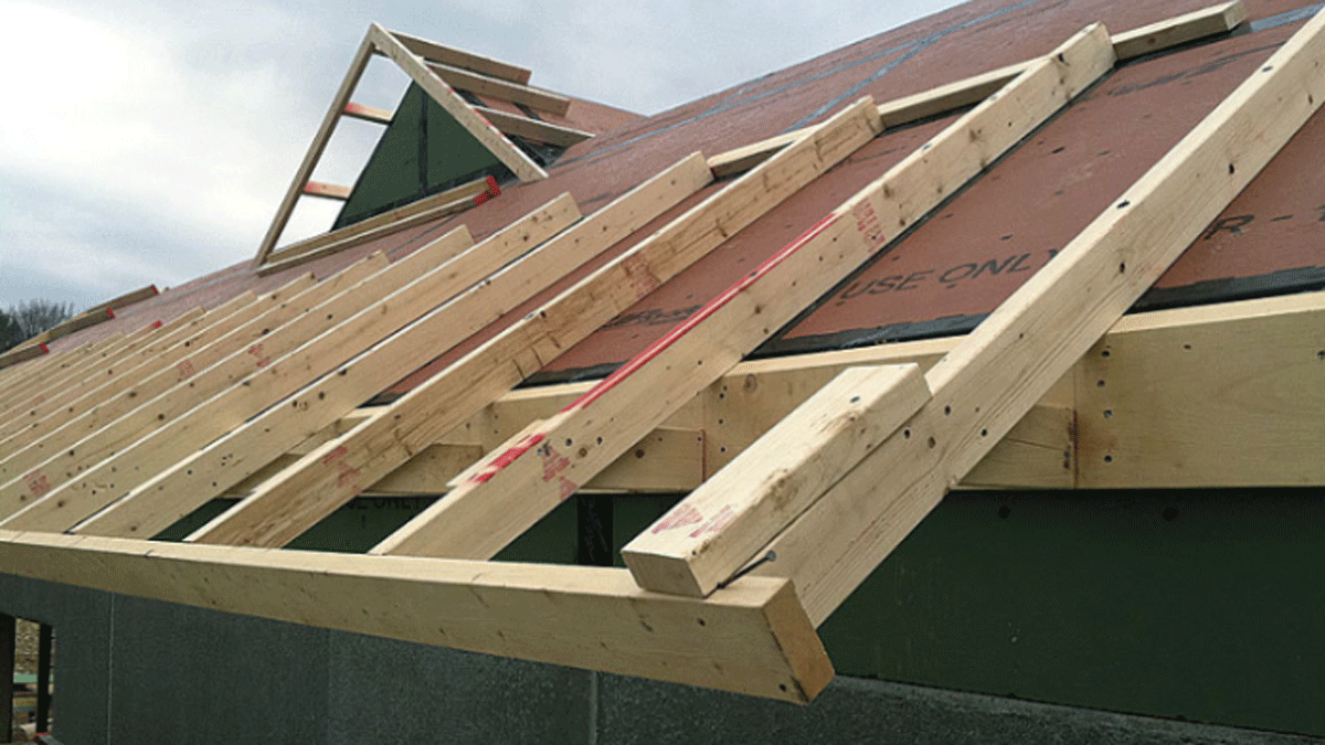 air sealing roof