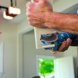 cutting kitchen tile