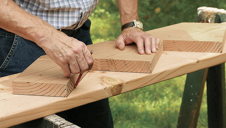 Laying Out Basic Stair Stringers Fine Homebuilding