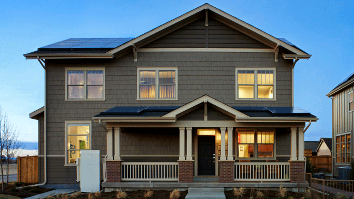 New Town considers extreme energy efficiency a tie-breaker -- elevations and floor plans must first appeal to potential buyers. The company's first net-zero homes were offered in Denver's Stapleton masterplan. Now it's testing them elsewhere.